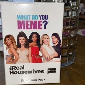 NEW SEALED REAL HOUSEWIVES What Do You Meme?